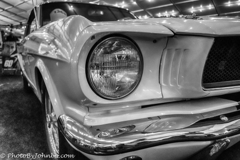 1965 Shelby GT350 Fastback.