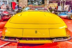 1971 Ferrari 365 GTB Spider Conversion.