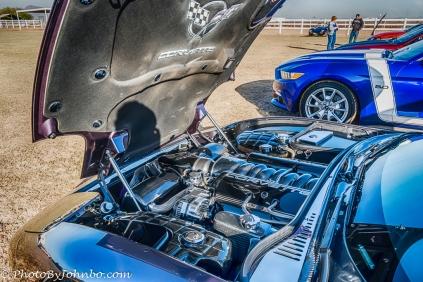 Corvette powerplant.