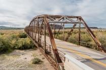 Gillespie Dam Bridge near Arlington, AZ.
