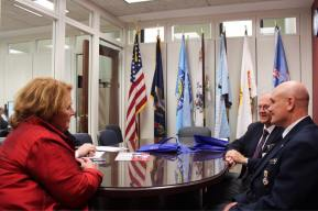 Senator Heitkamp CAP Briefing