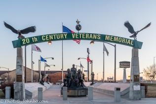 20th Century Veterans Memorial