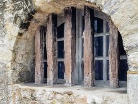 Stockade Window.