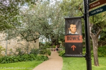 On the way to the Bowie knife exhibit.