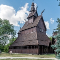 Hopperstad Stave Church - Norwegian Heritage in Minnesota