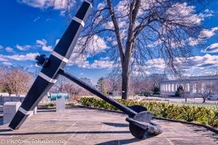 USS Maine Memorial.