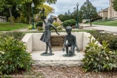 Children of Life Memorial.