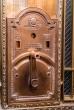 1909 Elevator panel.