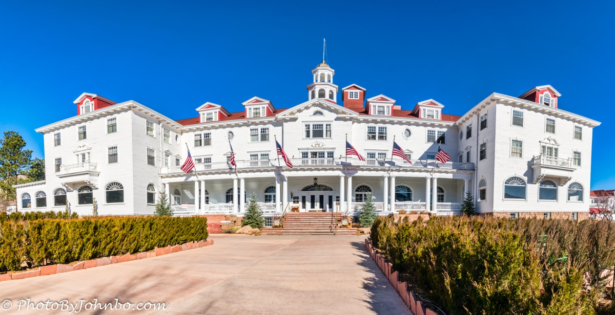 Stanley Hotel - A Shining Example