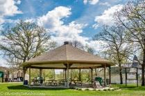 Stiklestad Memorial Park Bandstand.