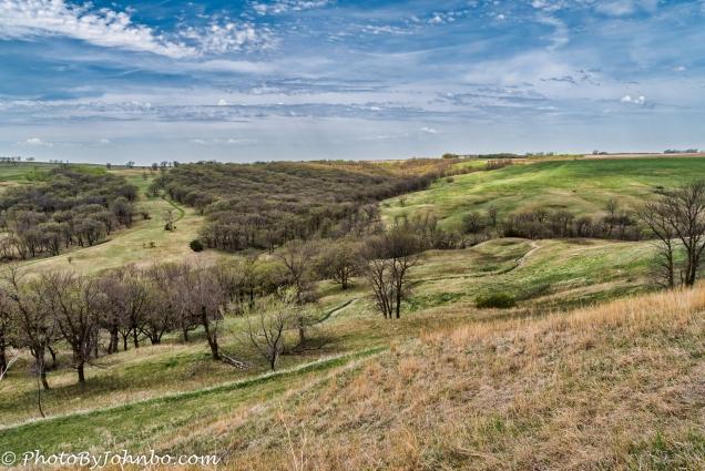 Plains view.