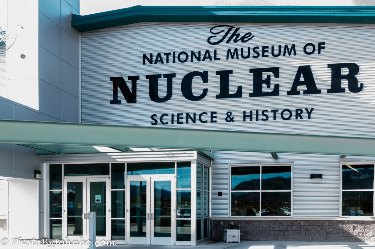 National Museum of Nuclear Science and History - The Story of the Atomic Age