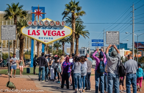 Welcome to Las Vegas sign, Las Vegas, NV
