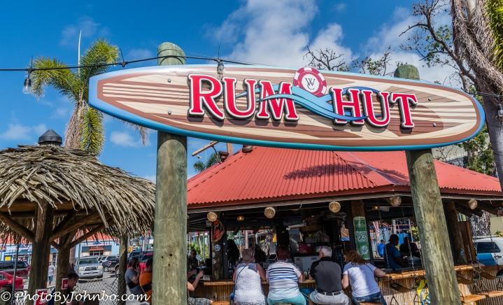 The Rum Hut
