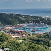 St Thomas USVI - Taxi Tour of the Island