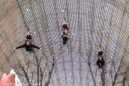 High level zipline