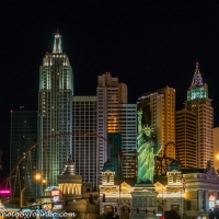 New York, New York - A Quick Trip to the Strip