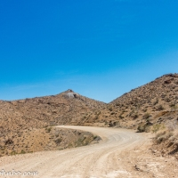 Oatman Arizona - Two Paths Converge