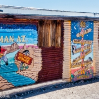 Oatman Arizona - A Sidetrip on the Mother Road