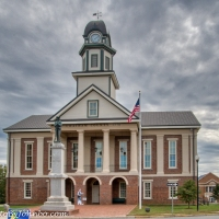 Chatham County - A Courthouse History