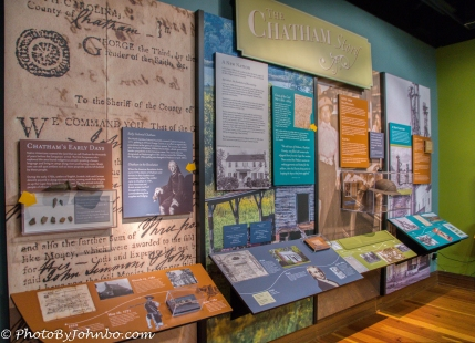 Historical displays