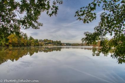 Beaver Lake view.