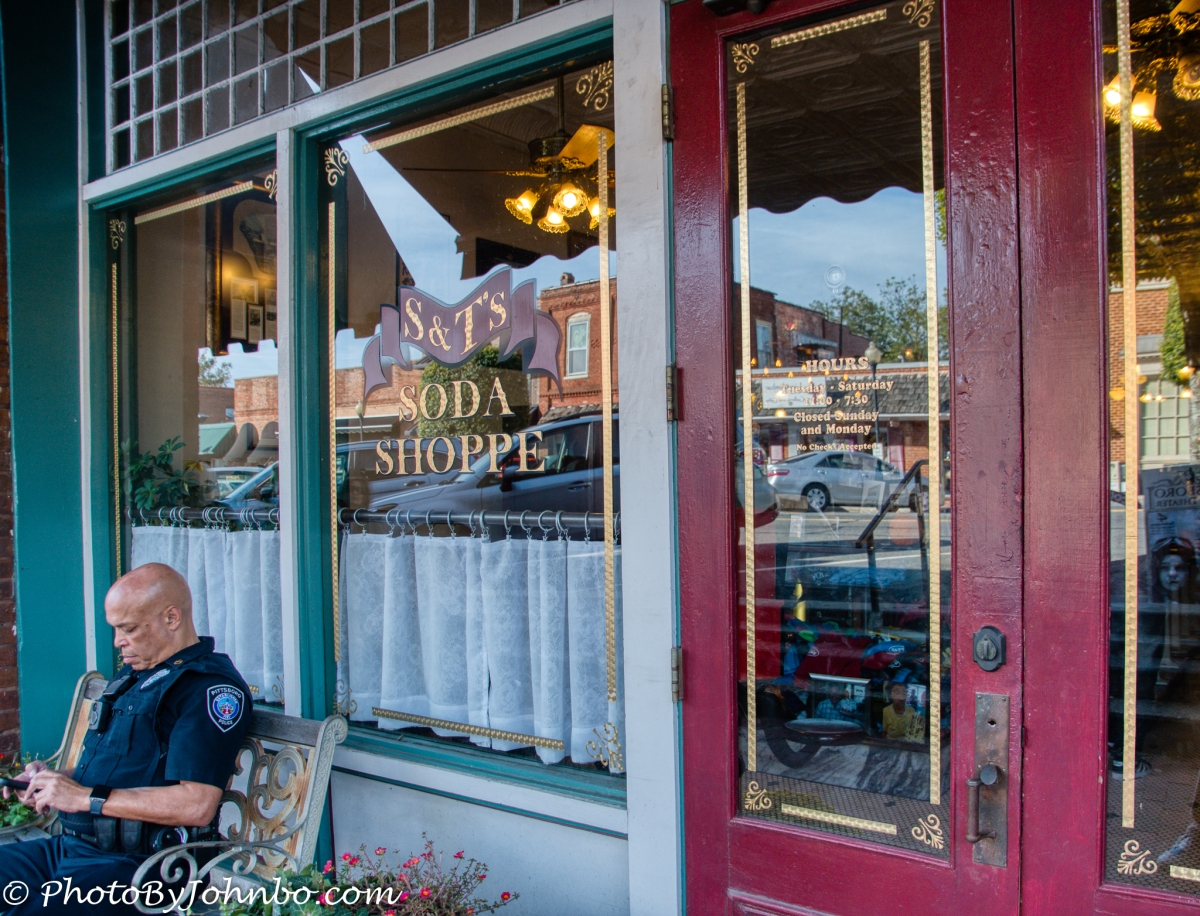 S&T's Soda Shoppe - Celebrating a Century of Soda Shoppes in Pittsboro