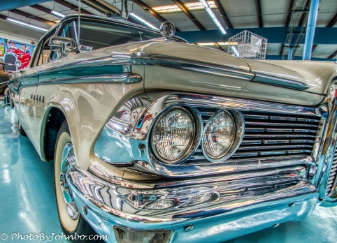 The much maligned Ford Edsel