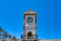 City clock tower