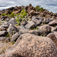 Painted Rock Petroglyphs - Signs of the Ancient Ones
