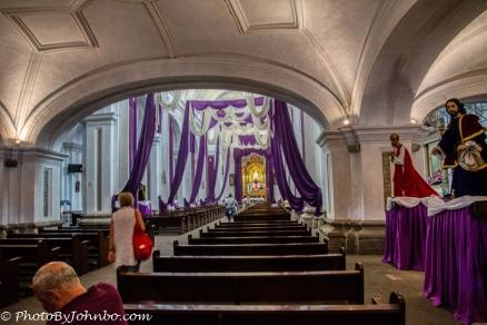 Iglesia de La Merced interior