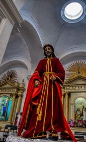 Iglesia de La Merced statue