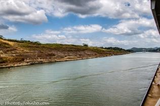 Culebra Cut view.