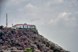 La Popa Hill and convent.