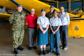 Glider program leaders.