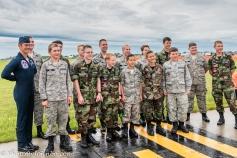 North Dakota Wing - 119th Cadet Squadron, Fargo.