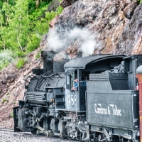 Cumbres and Toltec Railroad - Goes Where No Automobile Can