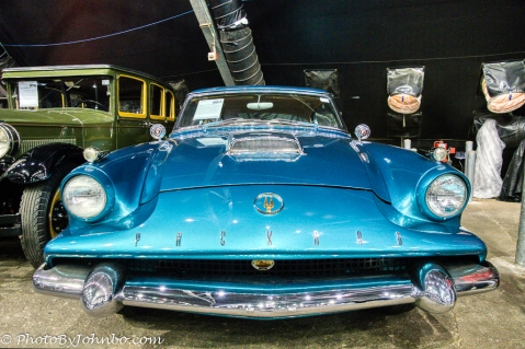 1958 Packard Hawk Coupe