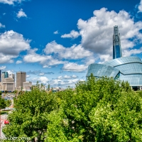 Canadian Museum for Human Rights - Inspiring a Global Dialog
