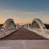 Fort Morgan - Historic Rainbow Arch Bridge