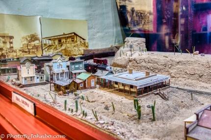 """Downtown"" Yuma circa 1878"