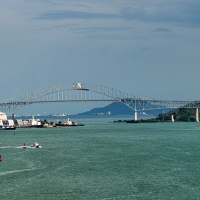 The Bridge of the Americas - Rejoining Two Continents