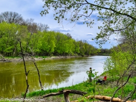 Spring on the Red River