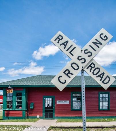 Emden Depot and Railroad Museum