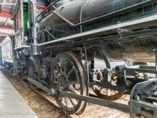 1883 Steam Locomotive
