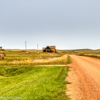 Lens-Artists Photo Challenge - Along Back Country Roads