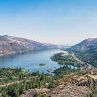 Columbia Gorge Scenic Byway - Historic Columbia River Highway